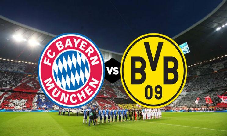 Bayern Monaco - Borussia Dortmund Diretta Streaming Live - Bundesliga 28° Giornata 8-4