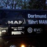 Borussia Dortmund attentato autobus