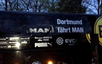 Borussia Dortmund bombe contro bus, ultime notizie: la lettera di rivendicazione e lo spettro dell'Isis