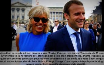 Emmanuel Macron moglie: questo video dimostra come il colpo di fulmine esista davvero