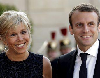 Emmanuel Macron moglie: chi è Brigitte Trogneux, la prof sedotta dallo sfidante di Marine Le Pen (FOTO)
