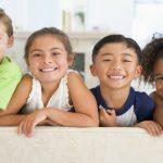 Cervello, perche non siamo razzisti verso i bambini