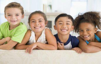 Cervello: perché non siamo razzisti verso i bambini?