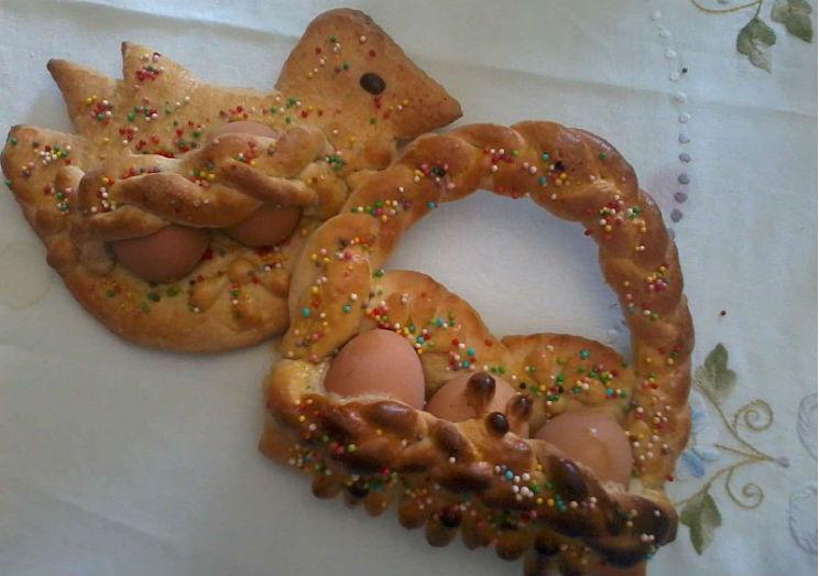 Dolci tipici siciliani per Pasqua