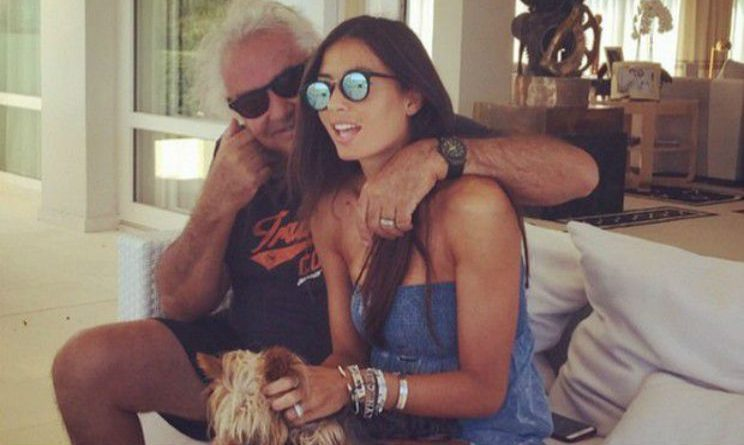 Briatore e Gregoraci ai ferri corti? Assenza da Instagram insospettisce