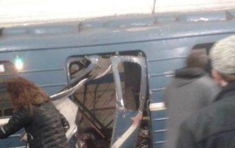 "Russia attentato, Strage di San Pietroburgo: kamikaze ""a sua insaputa"""