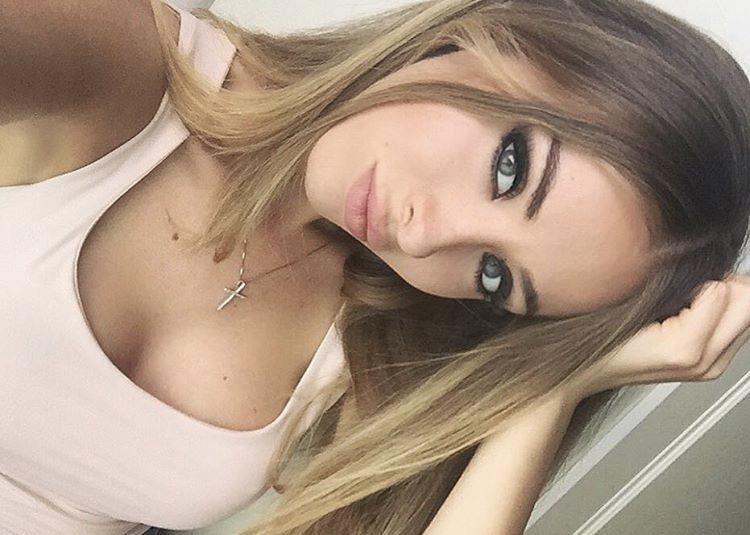 Erika Aurora foto Cagliari