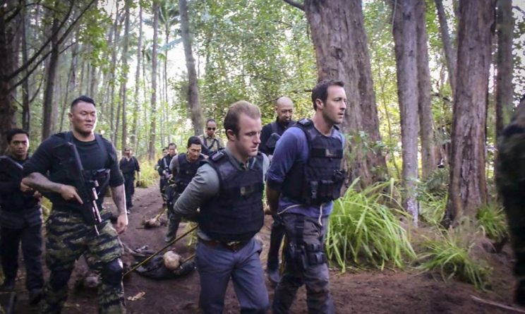 Hawaii Five-O facebook