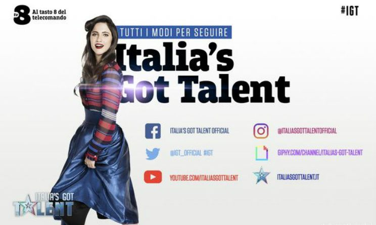 Italia's Got Talent 2017: Golden Buzzer di Nina Zilli a Nicoletta