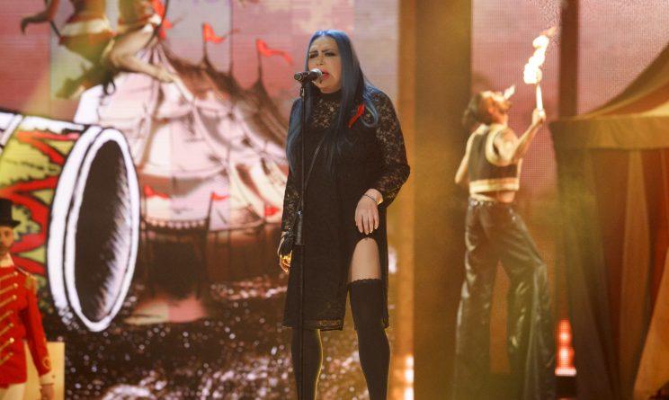 Loredana Bertè racconta la sua adolescenza tormentata a Domenica Live