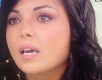 """Nancy a Domenica Live contro Alberico Lemme: """"Non conosco nemmeno la sua dieta"""""""