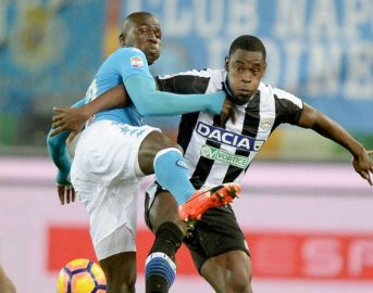 Napoli – Udinese probabili formazioni e ultime news, 32a giornata di Serie A