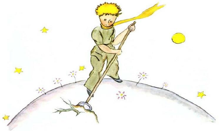 il piccolo principe, il piccolo principe romanzo, il piccolo principe libro, il piccolo principe film, il piccolo principe Antoine de Saint-Exupéry,