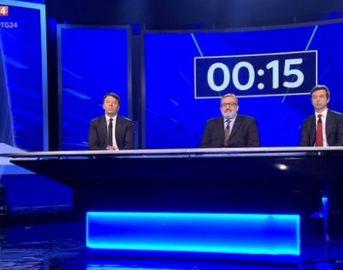 Primarie PD 2017, confronto Renzi vs Orlando vs Emiliano: come rivederlo