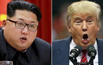 """Stati Uniti contro Corea del Nord, Trump minaccia Pyongyang: """"Così si va in Guerra"""""""