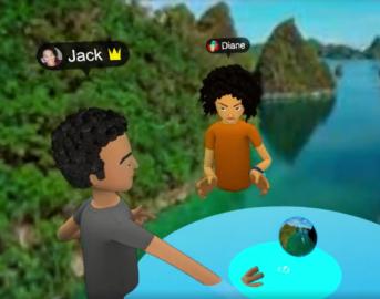 Facebook Spaces, la realtà aumentata sbarca sui social: sarà possibile incontrare amici in ambienti virtuali