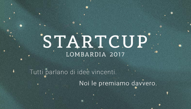 start cup lombardia 2017