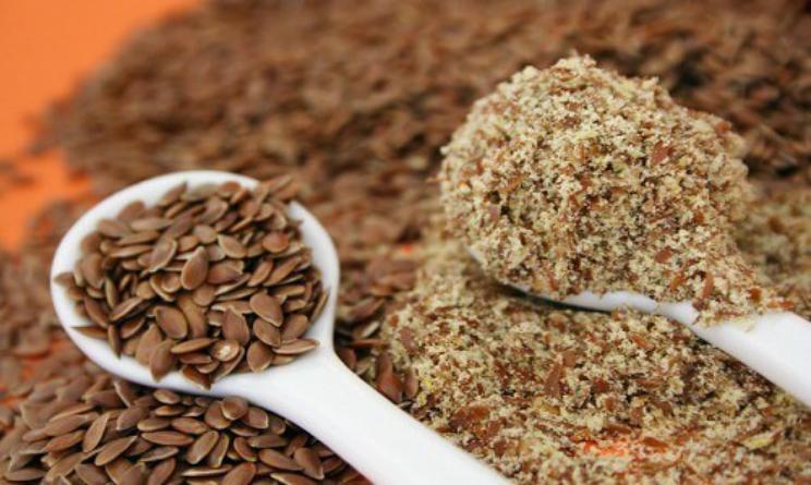 Semi di lino, proprieta e benefici per cuore e capelli