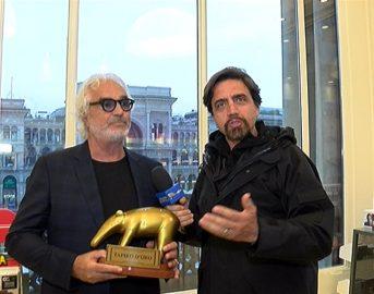 """Flavio Briatore ed Elisabetta Gregoraci si lasciano? L'imprenditore a Striscia La Notizia: """"Fatevi i c… vostri"""""""