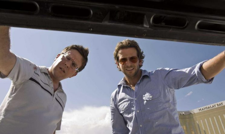 The Hangover Part III facebook