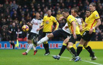 Diretta Tottenham – Watford dove vedere in tv e sul web gratis Premier League
