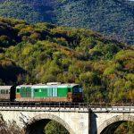 Treno della Foresta e del Vino sulla Transiberiana d'Italia 2017