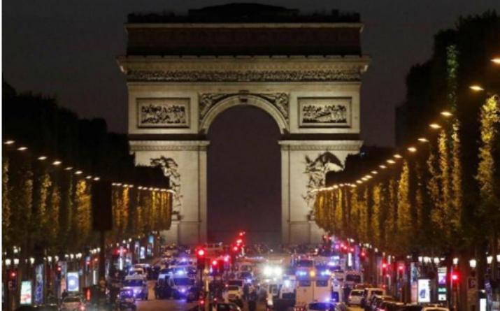 champs elisee attentato terroristico news