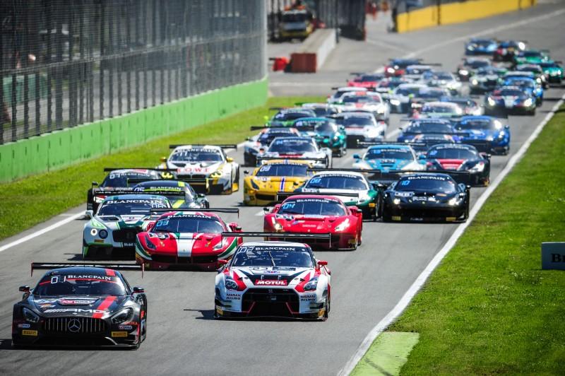Blancpain GT Monza