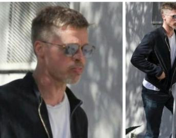Brad Pitt magro e triste, prima intervista dopo il divorzio: il suo dramma esistenziale mai rivelato prima