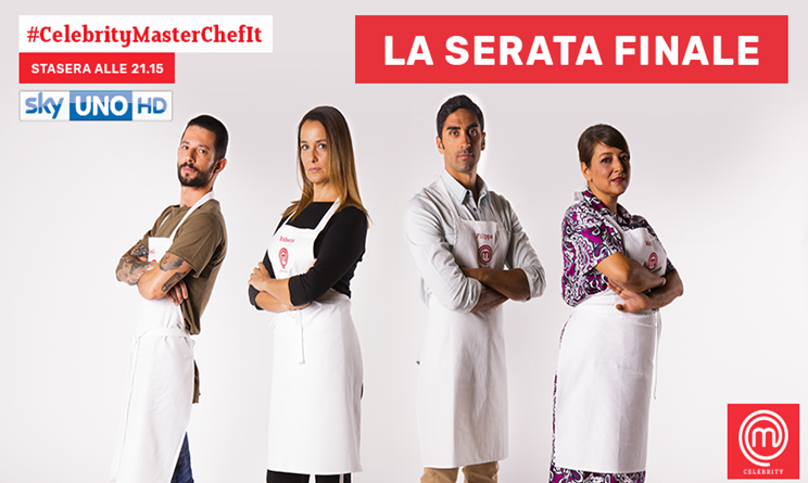 Roberta Capua vince Celebrity Masterchef Italia 2017!