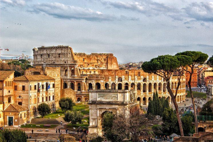 mostre roma 2017