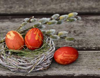Pasqua 2017: vacanze a casa tra decorazioni e lavoretti fai da te