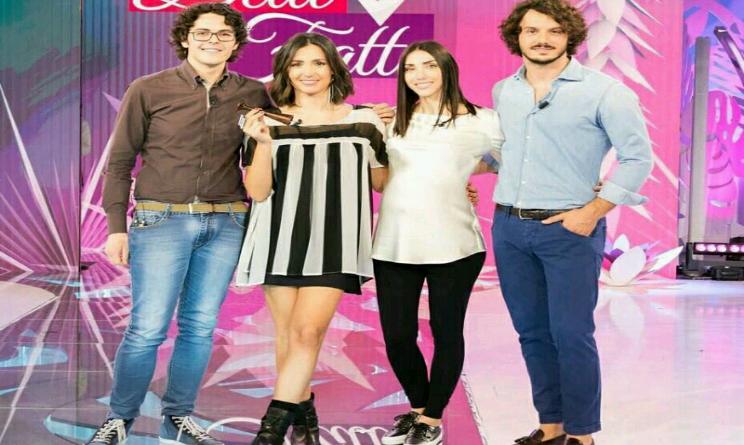 Detto Fatto: Francesca Rocco entra nel cast al posto di Chicco Nalli