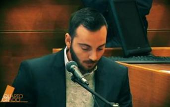 Omicidio Pordenone news processo: Giosuè smentito dai coinquilini nel faccia a faccia in aula