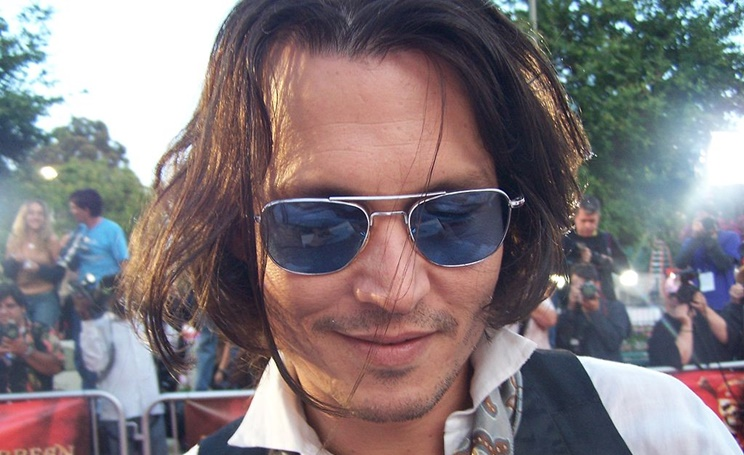 johnny depp fidanzata