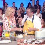 La prova del cuoco ricette dolci oggi, la prova del cuoco ricette dolci, la prova del cuoco ricette oggi, la prova del cuoco 26 aprile 2017, granita al caffè con panna e brioche la prova del cuoco