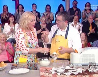 La Prova del Cuoco ricette dolci oggi: granita al caffè con panna e brioche