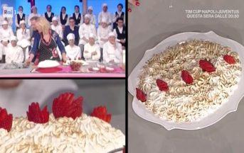 """La Prova del Cuoco ricette dolci oggi: il """"primosole"""" di Daniele Persegani"""