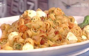 La Prova del Cuoco ricette oggi: ruote rosse al peperone