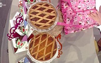 La Prova del Cuoco ricette dolci oggi: la pastiera classica e al cioccolato di Sal De Riso
