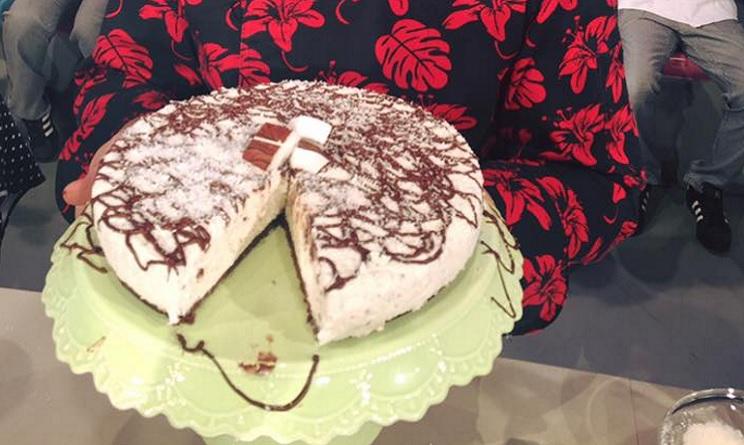 La prova del cuoco ricette dolci oggi, la prova del cuoco ricette dolci, la prova del cuoco ricette oggi, la prova del cuoco 12 aprile 2017, torta coccobello africa di daniele persegani, torta coccobello africa la prova del cuoco