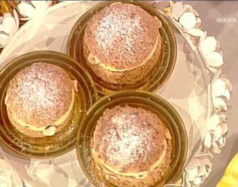 La Prova del Cuoco ricette dolci oggi: Paris Brest di Sal De Riso