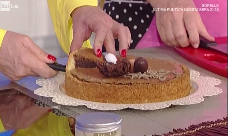 La prova del cuoco ricette dolci oggi, la prova del cuoco ricette dolci, la prova del cuoco ricette oggi, la prova del cuoco 13 aprile 2017, torta al cioccolato di natalia cattelani, torta al cioccolato la prova del cuoco,