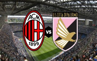 Milan – Palermo video gol, highlights e sintesi Serie A, risultato finale 4-0