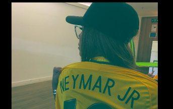 Neymar Jr sorella, le foto Instagram della stupenda Rafaella Beckran
