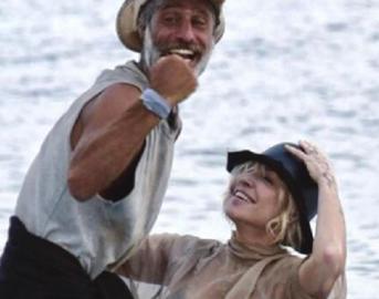 Paola Barale e Raz Degan insieme a Ibiza: lei mette in mostra le sue grazie (FOTO)
