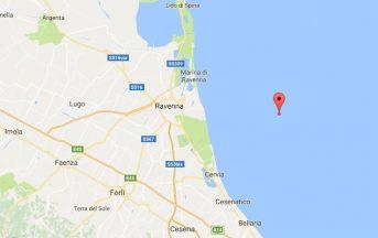 Terremoto a Ravenna: scossa di magnitudo 2.6 nella notte