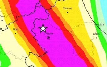 Terremoto in Abruzzo: sciame sismico nell'Aquilano, sette scosse fino a magnitudo 3.1