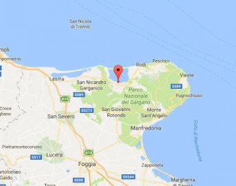 Terremoto in Puglia, vicino a Foggia: scossa magnitudo 4.0 a Cagnano Varano