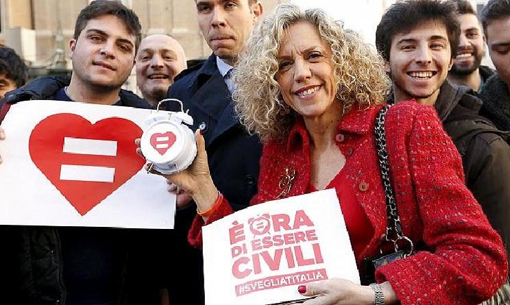 turismo lgbt legge Cirinnà